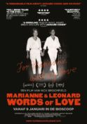 Poster for Limited Release: Marianne & Leonard: Words of Love