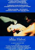 Poster for MoesMánia2020: Blue Velvet (1986)